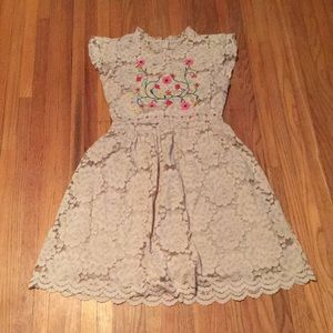 Gently Used Sequin Hearts Dress